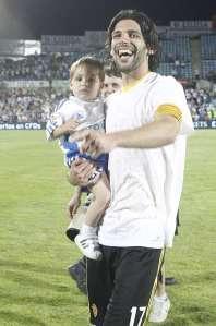 Ángel con Leo