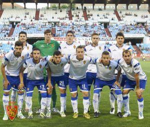 Equipo RZ Trofeo Lapetra. Foto: Real Zaragoza-Tino Gil