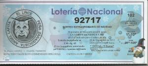 loteria pzal 2013