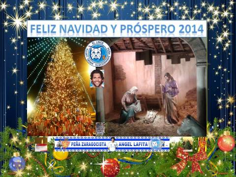 felicitacion navidad 2014 PZAL