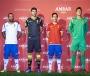Equipaciones Real Zaragoza temporada2014-15