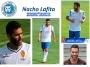 Nacho Lafita, doblete en la presentación del CDEbro