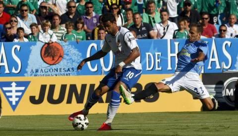 Willian José. Foto: Periódico de Aragón
