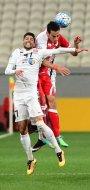 Al Jazira superado por Tractor en AFC Championsleague